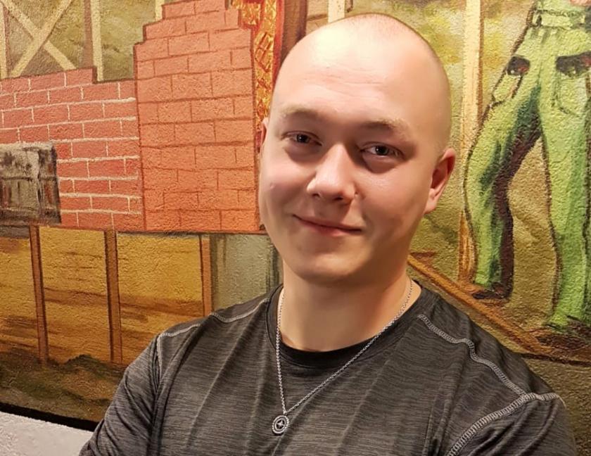 Valokuva Markus Karjalaisesta
