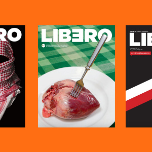 Kuva Libero-lehden kansista.