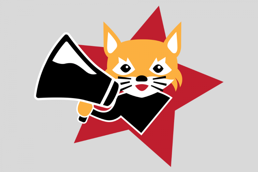 Hämeen Vasemmistonuorten logo